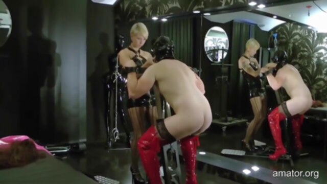 Amator - Lady.. amateur bdsm blonde