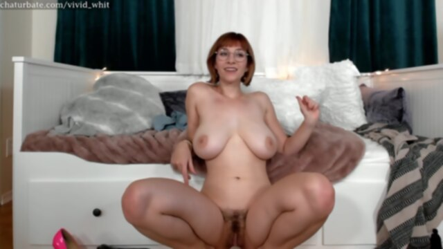 Red haired.. amateur big tits hairy