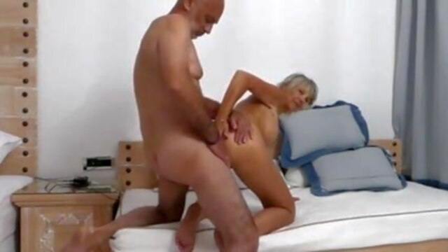 Sextape for.. amateur blonde mature