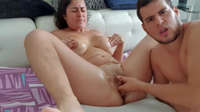 Monster Squirt.. asian mature milf