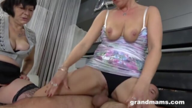 From Glory.. granny lingerie mature